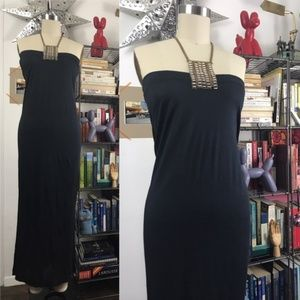 Topshop Knit Strapless Maxi Tube Dress Boobtube